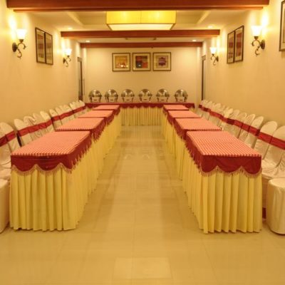 Hotel The Gopinivas Grand Mini Conference Hall Kanyakumari