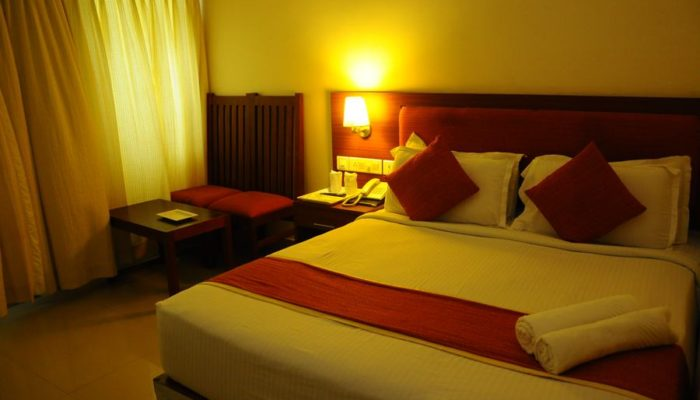 Superior Double Bed Rooms Kanyakumari - Hotel The Gopinivas Grand