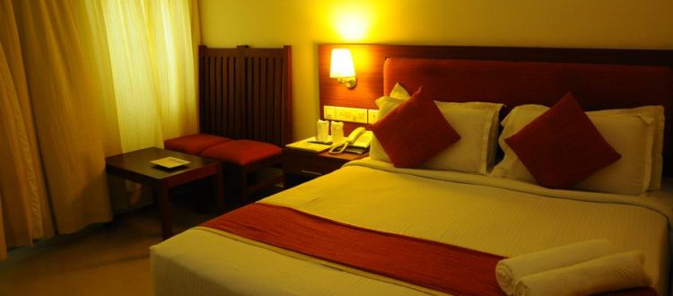 Superior Double Bedroom in Kanyakumari