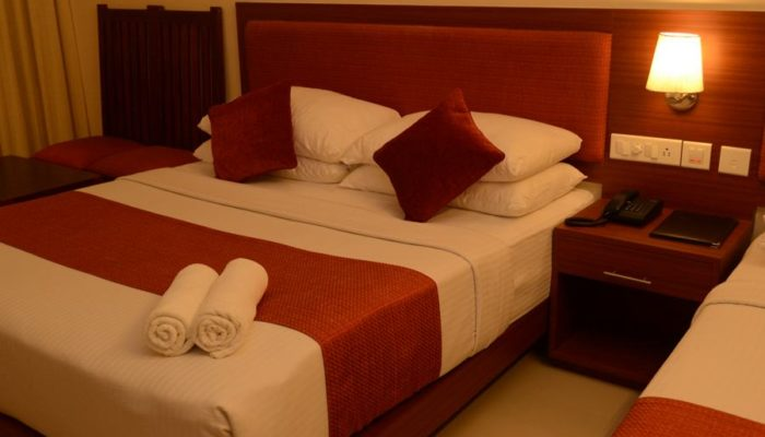 Hotel The Gopinivas Grand - Kanyakumari Hotel Accommodation