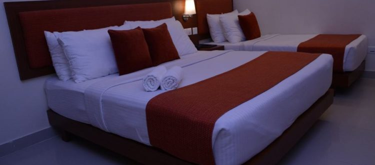 triple bed rooms in kanyakumari - Hotel The Gopinivas Grand